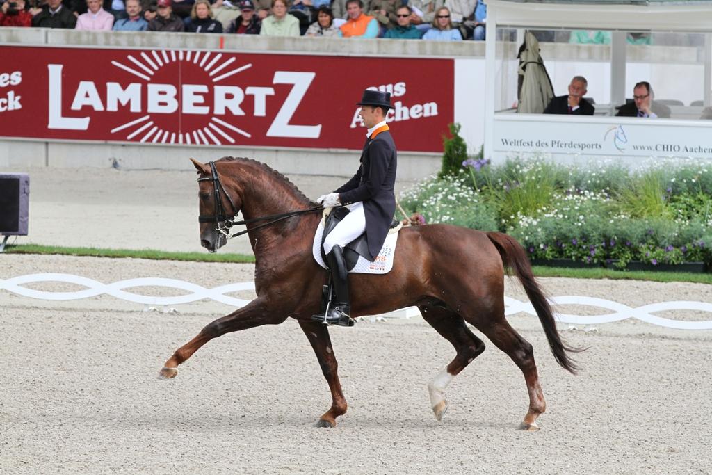 NK dressuur belangrijk observatiemoment voor Olympische Spelen - Horses.nl